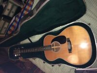 Martin 000-28 acoustic guitar with pick up installed (second hand, very good condition)