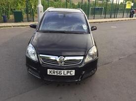 Very lovely Vauxhall zafira 2006