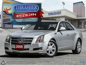 2009 Cadillac CTS 3.6L, LEATHER, SUNROOF!!!!