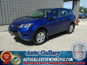 2015 Toyota Rav4 AWD*Only 5,501 kms!