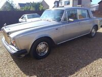 Rolls Royce Silver Shadow II 1981(X reg) One Of The Last.