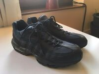 Nike Air Climax - Size 11, Navy Blue, Brand New