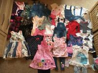 Extra large Children's bundle of clothes age 2-3