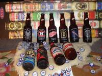 Beer bottle Collection, Stanley Cup Winning teams
