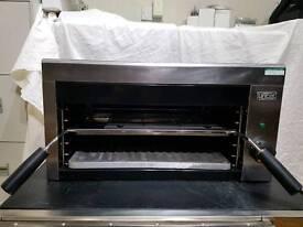 commercial lincat salamander grill gr3
