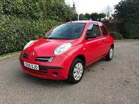 Nissan micra 2007 *very low millage 49K* *12months Mot* *full service history* not corsa focus polo