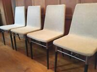 4 Ikea Preben chairs. Immaculate