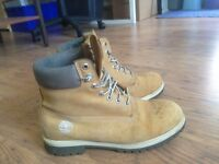 Mens Timberland Boots - Size 9 & 10