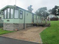 Private Sale - Static Caravan in Fife (Letham Feus)