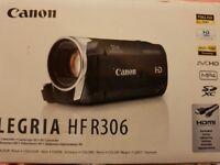 Canon Legaria HFR306 HD Camcorder