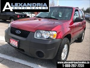 2005 Ford Escape XLS safety included