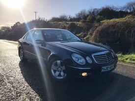 **2003 Mercedes E270 CDI Avantgarde Auto**