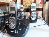 Binatone cordless phone / answermachine