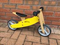 Balance bike / trike