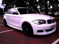 BMW 1 SERIES M-SPORT COUPE ~ 1 OFF OVER 6K EXTRAS ~ 120D 320D 330D A3 MERCEDES MINI AUDI CLK
