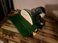 Record Bench disc sander, Ferm bench grinder