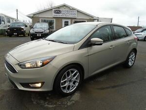 2015 Ford Focus SE Auto Air Cruise PW PL