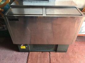 Commerial top loading fridge/bottle cooler