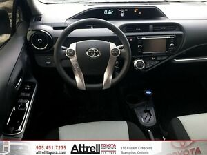 2016 Toyota Prius c Technology Package KDTA3P AM