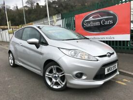 2011 (11 reg) Ford Fiesta 1.6 TD Zetec S 3dr Hatchback Turbo Diesel 5 Speed Manual