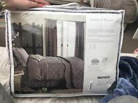 Victoria & Albert king quilted throw. Cheap