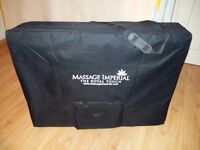 Massage Bed. Massage Imperial - The Royal Touch. Excellent Condition