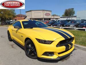 2016 Ford Mustang GT 5.0L CLEAN CARPROOF-6SP-CAM