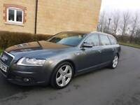 Audi A6 Estate 2007 2.0 tdi sline