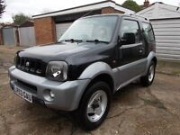 2003 Suzuki Jimny 1.3 Mode Petrol – *12 Months MOT* *Half Leather Interior* *Alloys*