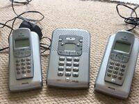Phones cordless