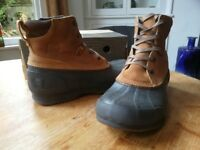Sorel Ankeny Boots - Mens Size 11 UK