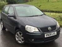 2008 Vw polo 1.4 match tdi