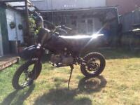 Stomp/WPB 140cc Pit bike