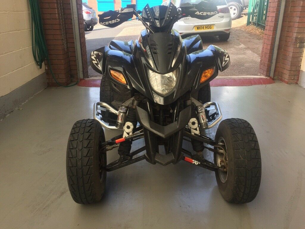 Quadzilla 450 Sport