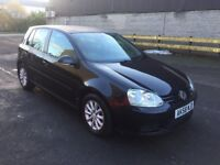 Volkswagen Golf 1.9 TDI Match Hatchback 5dr (MOT UNTIL AUGUST 2018) 2008