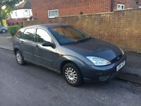 2004 Ford focus 1.4..ultra low miles 5 door..full 12 months m.o.t