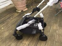 ICandy Raspberry Pushchair/Stroller with extras. NEW CHASSIS. ONO