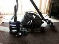 2 pristine Dyson vacuum cleaners for sale