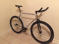 Mens Road Bike ... Single speed/Fixie