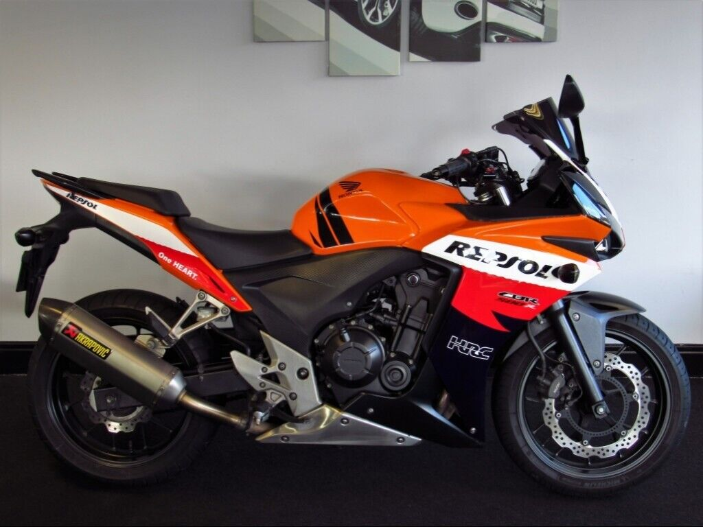 2013 Honda CBR500 Repsol CBR500R