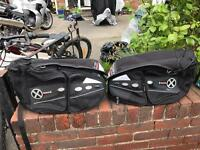 Oxford sports motorcycle panniers
