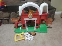 LittlePeople farm house