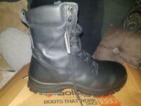 Mens patrol boots