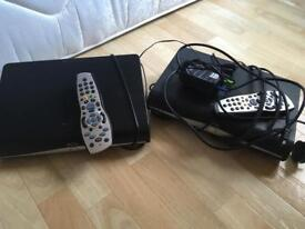 Sky+ HD with remote