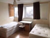 NEW TWIN room CHEAP and LARGE !!