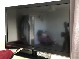 "LG 42"" tv, perfect condition, selling because a bigger one was brought"