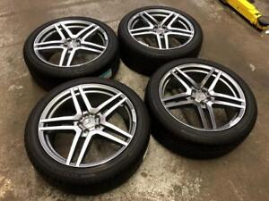 20 Mercedes Wheels and All Season Tire Package (Mercedes GLK 250 or GLK 350) Calgary Alberta Preview
