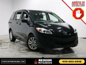 2013 Mazda MAZDA5 GS Auto Bluetooth Cruise A/C MP3/Aux 7PLACES
