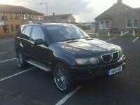 2002 bmw x5 3.0dsport excellent condition expensive alloys