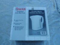 Brand new Swan kettle
